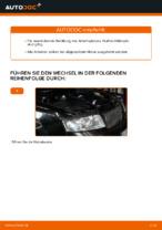 Wie Sie den Kraftstofffilter am AUDI A4 B6 (8E5) ersetzen