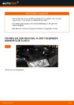 Wie Sie die hinteren Bremsbeläge am AUDI A4 B6 (8E5) ersetzen