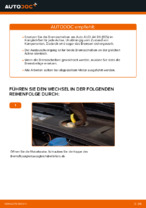 Wie der Austausch der vorderen Bremsscheiben bei einem AUDI A4 B6 (8E5) funktioniert