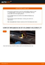 Hoe u de voorremschijven van een AUDI A4 B6 (8E5) kunt vervangen