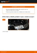 Comment remplacer un filtre à essence sur une AUDI A4 B6 (8E5)