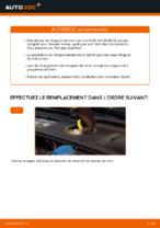 Comment remplacer des disques de frein avant sur une AUDI A4 B6 (8E5)