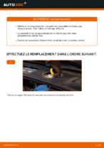 Comment remplacer les plaquettes de frein à disque avant sur une AUDI A4 B6 (8E5)