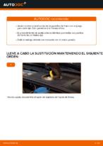 Cómo cambiar las pastillas de freno de discos delantero AUDI A4 B6 (8E5)