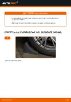 Guida passo passo alla riparazione Audi A4 b7