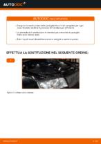 Montaggio Kit pasticche freni AUDI A4 Avant (8E5, B6) - video gratuito