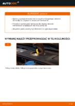Jak wymienić klocki hamulcowe przedniego hamulca tarczowego w AUDI A4 B6 (8E5)
