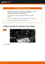 Jak vyměnit zadní brzdové kotouče na AUDI A4 B6 (8E5)