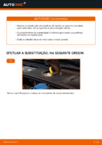 Manual de solução de problemas do AUDI A4
