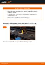 Műhely kézikönyv: Audi A4 b6