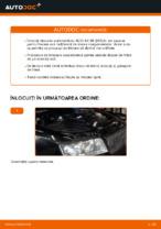 Cum înlocuim discurile de frână spate pe AUDI A4 B6 (8E5)