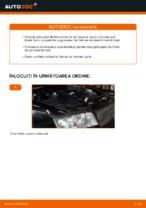Montare Placute Frana AUDI A4 Avant (8E5, B6) - tutoriale pas cu pas