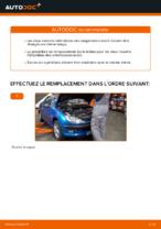 Comment remplacer les ressorts de suspension avant sur une PEUGEOT 206 CC (2D)