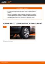 Instrukcja samodzielnej wymiany Wahacz poprzeczny w BMW X5 (E53)