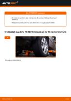 Poradnik krok po kroku w formacie PDF na temat tego, jak wymienić Wahacz w BMW X5 (E53)