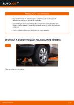 Mudar Braço De Suspensão BMW X5: manual técnico