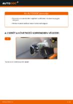 javítási és karbantartási útmutató