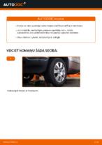BMW X5 Van (G05) instrukcijas par remontu un apkopi