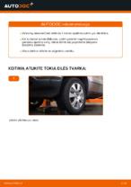 PDF Instrukcija remonto auto dalys: BMW 5 Sedanas (E60)