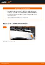 Cum se înlocuiesc plăcuțele din față ale frânei cu disc BMW X5 (E53)