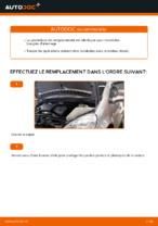 MERCEDES-BENZ A-Klasse Limousine (W177) tutoriel de réparation et de maintenance