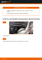 Auton huolto: ilmainen käsikirja