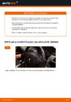 Como substituir as escovas do limpa para-brisa dianteiros em BMW 3 (E90)