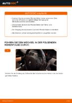 Wie Sie die vorderen Wischerblätter am BMW 3 (E90) ersetzen