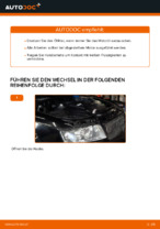 Wie Sie Motoröl und den Ölfilter am AUDI A4 B6 (8E5) ersetzen