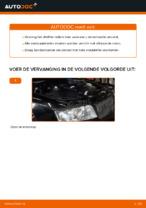 Hoe motorolie en een oliefilter van een AUDI A4 B6 (8E5) vervangen