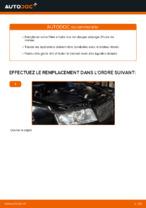 Comment remplacer l'huile moteur et un filtre à huile sur une AUDI A4 B6 (8E5)