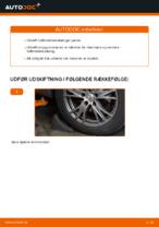Hvordan udskiftes styreledene på AUDI A4 B6 (8E5)