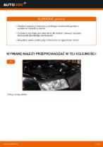 Jak wymienić sprężyny zawieszenia przedniego w AUDI A4 B6 (8E5)