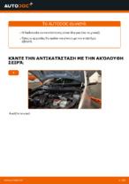 NISSAN οδηγίες επισκευής pdf