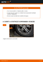 Lépésről lépésre javítási útmutató Audi A4 B6 Avant