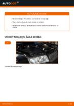 Eļļas filtrs nomaiņa AUDI A4: tiešsaistes pamācības