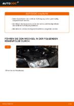 Wie Sie die vorderen Fahrwerksfedern am AUDI A4 B6 (8E5) ersetzen