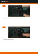 Steg-för-steg Toyota Rav4 xa1 reparationsguide