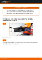 TOYOTA Luftfiltereinsatz Auto Ersatz wechseln - Online-Handbuch PDF