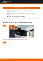 bilreservdelar TOYOTA RAV 4 II (CLA2_, XA2_, ZCA2_, ACA2_) | PDF Manual för reparation
