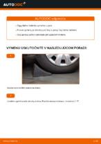Výmena Čap riadenia: pdf pokyny pre TOYOTA RAV4