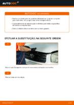 Manual de solução de problemas do TOYOTA RAV 4