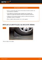 Tutorial de reparo e manutenção TOYOTA RAV 4  (SXA1_)
