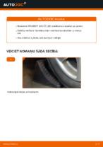 Automehāniķu ieteikumi PEUGEOT Peugeot 206 cc 2d 2.0 S16 Bremžu diski nomaiņai