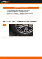 Cambio Ammortizzatori posteriore e anteriore AUDI da soli - manuale online pdf