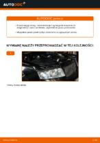 Jak wymienić filtr powietrza silnika w AUDI A4 B6 (8E5)