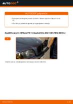 Avtomehanična priporočil za zamenjavo BMW BMW E46 330d 2.9 Konec jarmovega droga