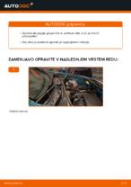 PDF priročnik za zamenjavo: Zracni filter RENAULT