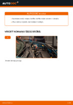 Automehāniķu ieteikumi RENAULT Renault Kangoo kc01 1.4 Amortizatoru Atbalsta Gultņi nomaiņai