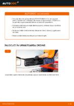 TOYOTA RAV 4  (SXA1_) tutorial de reparație și întreținere